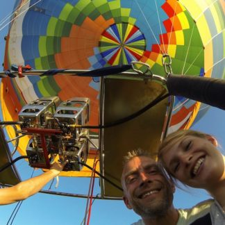 At have ballonskipper og luftballon helt for sig selv er en særlig oplevelse. Det kan du også få hos DreamBalloon.