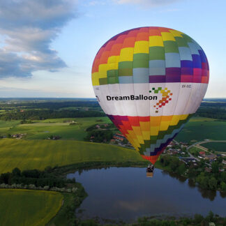 Dreamballoon ballongflyg